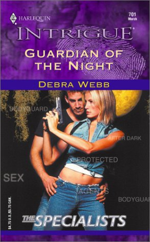 Guardian of the Night (The Colby Agency: The Specialists, Book 11) (Harlequin Intrigue Series #701)