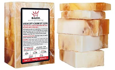 Best Cheap Deal for Men's Breakaway Bar for Body, Hair, Shave - 16 ounces from The Regatta Group DBA Beauty Depot - Free 2 Day Shipping Available