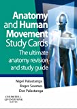 Anatomy and Human Movement Study Cards, 1e