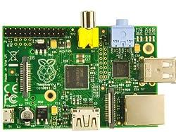 Raspberry Pi Model B Revision 2.0 (512MB)