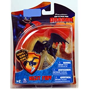 Dragon Deluxe Toothless Poseable Figure