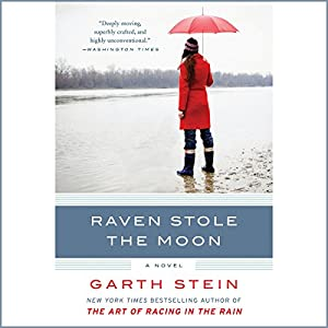 Raven Stole the Moon Audiobook