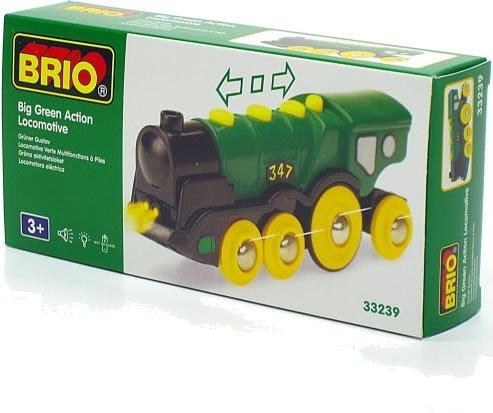 Imagen principal de Brio 33239000 - Locomotora Gustav, color verde