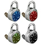 Master Combination Lock- KA V69 Series Color Black Sold Per EACH