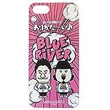 福岡ソフトバンクホークス公認グッズ BLUE RIVER iPhone5/5sカバー