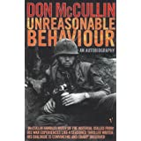 Unreasonable Behaviour: An Autobiographyby Don McCullin