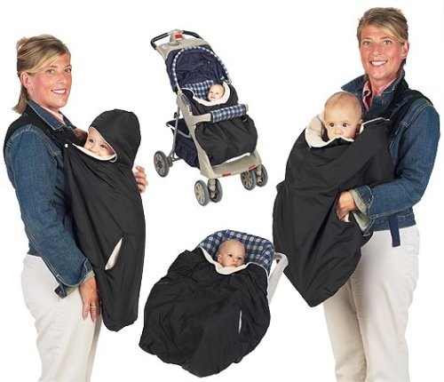 Jolly Jumper Snuggle Cover for Soft Baby Carriers