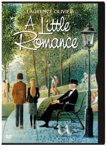 Cover art for  A Little Romance