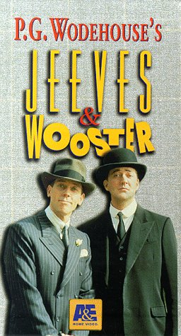 Jeeves & Wooster - Complete Second Season [VHS]