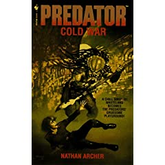 Predator: Cold War by Nathan Archer
