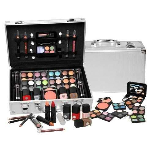 SHANY Cosmetics Carry All Train Case  Makeup