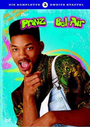 Der Prinz von Bel-Air - Die komplette zweite Staffel (4 DVDs)