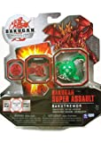 BAKUGAN - BAKUTREMOR 950G Ventus (Green) QUAKE DRAGONOID - AUTHENTIC 950G (W/ DNA Code) - Super Assault - Factory Sealed