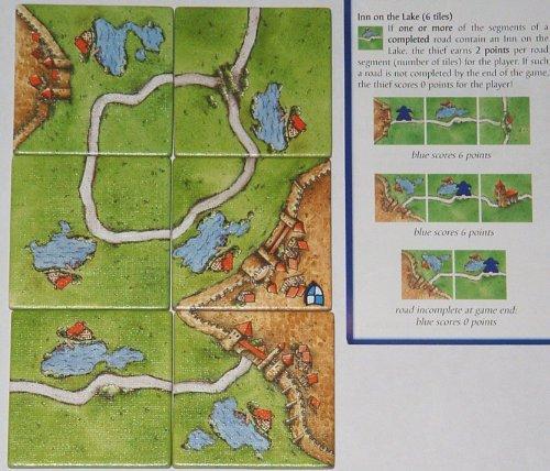 Imagen 3 de [Import Anglais]Carcassonne Expansion 1 Inns & Cathedrals