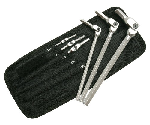Motion Pro 08-0420 Metric Hex Wrench Set