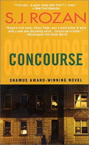 Image for Concourse: A Bill Smith-Lydia Chin Mystery (A Bill Smith/Lydia Chin Novel)