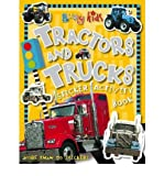 Tractors and Trucks Sticker Activity Bo (Busy Kids)