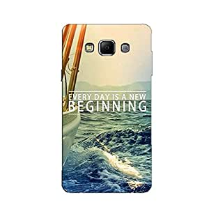 NEW BEINNING BACK COVERFOR SAMSUNG A7