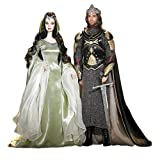 Lord of the Rings Barbie and Ken as Arwen and Aragorn