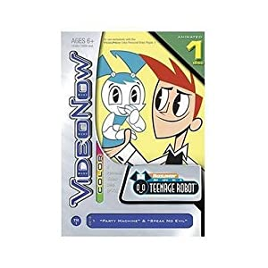 Videonow Personal Video Disc: My Life as a Teenage Robot -