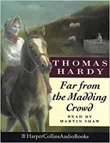 the metaphor use for watches in far from the madding crowd by thomas hardy Lambs gabriel oak spends quite a bit of time in this book taking care of sheep and lambs and do you know which other figure tends to do the same that's right, jesus in this case, hardy uses gabriel's.