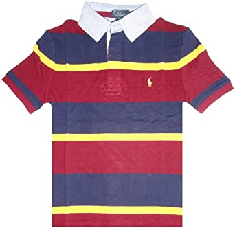 Boy 39 s polo by ralph lauren shirt burgundy navy Burgundy polo shirt boys