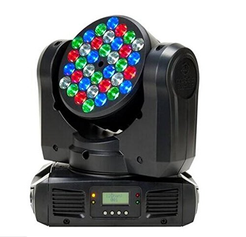 4 Pieces 36*3W Rgbw Led Moving Head Light