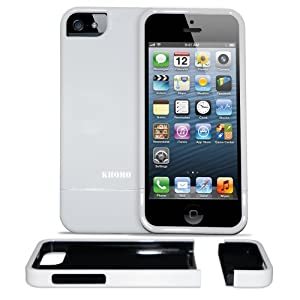 Khomo Dock Friendly White Case Cover