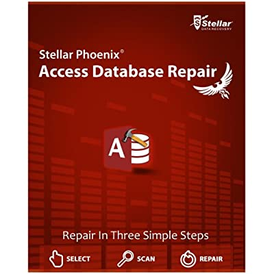 Stellar Phoenix Access Database Repair [Download]