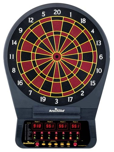 Arachnid Cricket Pro 650 Soft-Tip Dart Game