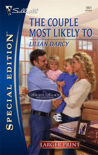 The Couple Most Likely To (Larger Print Special Edition), Lilian Darcy