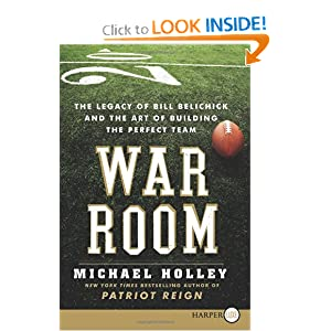 War Room LP: The Legacy of Bill Belichick and the Art of Building the Perfect Team