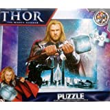 Marvel Thor The Mighty Avenger 100 Piece Jigsaw Puzzle Marvel Studios