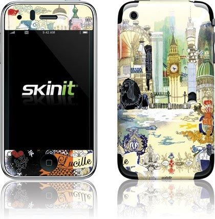 Illustration Art - The World Is Just Around The Corner - Apple Iphone 3G / 3Gs - Skinit Skin