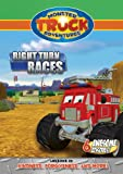 Monster Truck Adventures: Right Turn Races