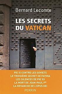 Les secrets du Vatican, Lecomte, Bernard