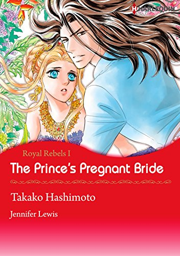 Jennifer Lewis - The Prince's Pregnant Bride (Harlequin comics)