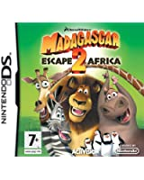 Madagascar: Escape 2 Africa (Nintendo DS)