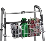 NOVA Medical Products Universal Folding Walker Basket