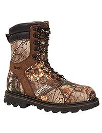 """Rocky Men's 9"""" CornStalker Gore-Tex Waterproof Insulated Hunting Boot-RKYS085"""