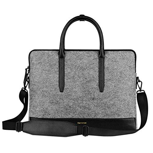 kaixin-116-pulgadas-portatil-bolsa-de-hombro-fieltro-de-lana-moderno-bolsa-de-negocios-maletin-porta