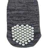 Trixie Anti-Slip Dog Socks, S-M, Grey