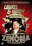 echange, troc Laurel et Hardy à Joujouville et Zénobia ; deux bons copains
