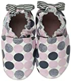 Robeez Novelty Dot Soft Sole Slip-On (Infant)