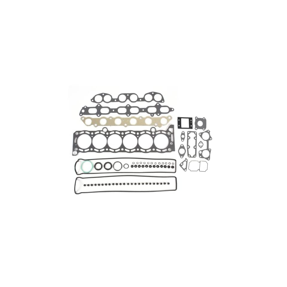 CNS EH044T2 Graphite Cylinder Head Gasket Set for Toyota 3.0L Supra Turbo and Non Turbo Cressida 7MGE 7MGTE L6 Engine
