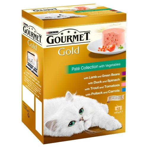 Purina Gourmet Gold Cat Food