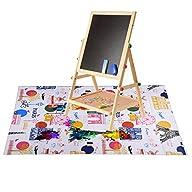 Mudder Kids Painting Drop Cloth Washa…