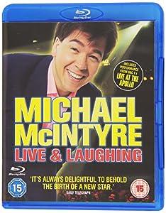 Michael McIntyre - Live & Laughing [Blu-ray]