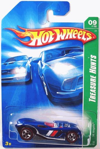 2008 Hot Wheels Treasure Hunt 9/12 - 16 Angels