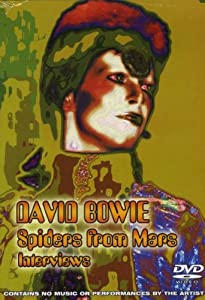 David Bowie: Spiders from Mars Interviews